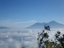 カウィ山 登山