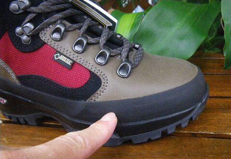 登山靴選びの注意点