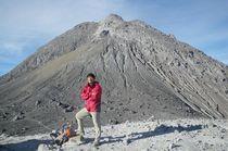 ムラピ山 中央ジャワ
