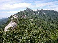 パルゴン山 登山