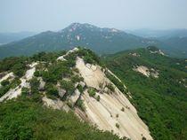 仏岩山 プルアン山  登山