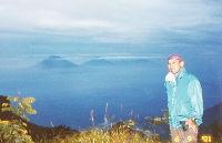 ムルバブ山 登山