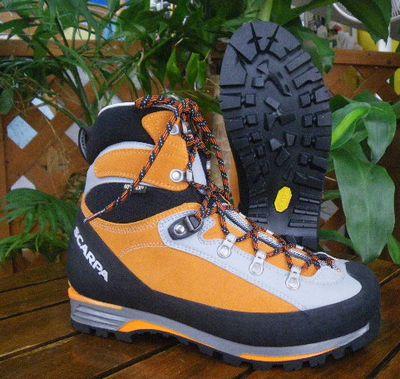 スカルパ トリオレプロGTX メンズ 岩稜系登山靴