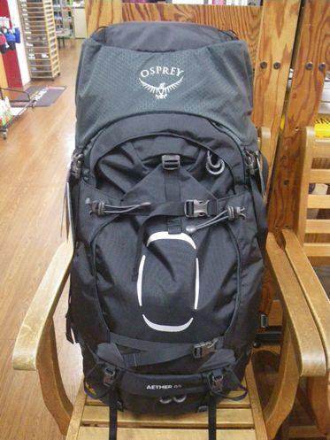オスプレー イーサー65(メンズ)¥33000(税込)