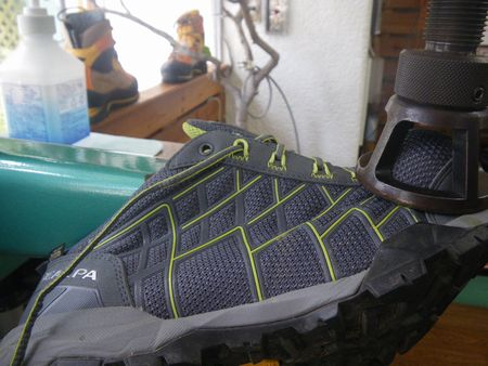 靴の幅拡げ サイズ調整
