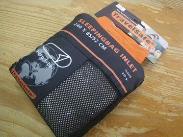 イイズカ スリーピングバッグ インレット マイクロファイバー ¥2500+税