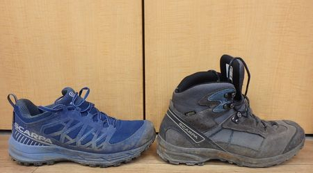 突破力の有る 登山靴を選ぼう